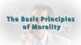 The Basic Principles of Morality