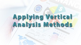 Applying Vertical Analysis Methods