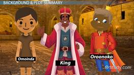 Oroonoko by Aphra Behn: Summary, Characters, Themes & Analysis