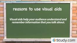 Visual Aids in Public Speaking: Importance, Purpose, and Audience Considerations