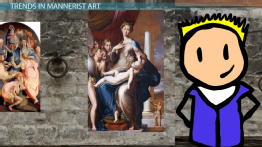 Trends in High Renaissance Mannerism