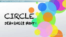 Circle Definition: Lesson for Kids