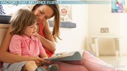 Factors That Influence Reading Fluency