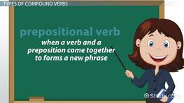 What is a Compound Verb? - Definition & Examples