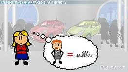 Apparent Authority: Definition, Cases & Example