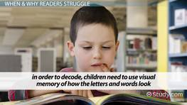 Basic Phonics & Decoding Skills for Literacy