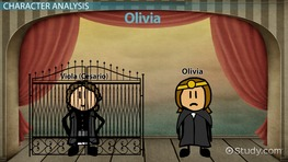 Olivia in Twelfth Night: Character Analysis & Quotes