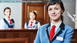 Hospitality Industry: Skills, Competition & Turnover