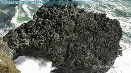 What is Basalt? - Definition, Uses & Composition