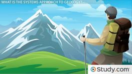 Understanding the Systems Approach to Geology