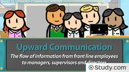 Upward Communication: Definition, Advantages, Disadvantages & Examples