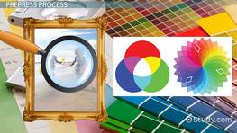 What is Prepress in Printing? - Definition & Equipment