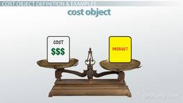 Cost Object: Definition & Examples