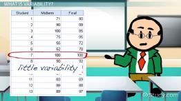 Measures of variability range variance standard deviation variability in statistics definition measures fandeluxe Gallery