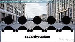 Collective Action: Definition, Theory, Logic & Problems
