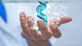 What is Forensic Science? - Definition, History & Types