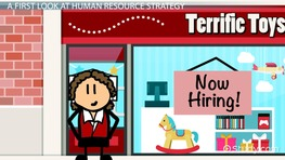 What is Human Resources Strategy? - Definition & Example