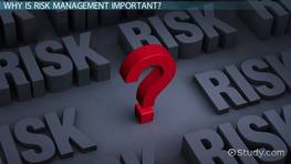 What is Project Risk Management? - Definition, Process & Examples