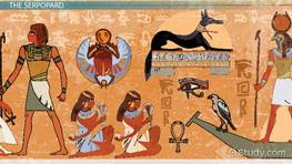 Egyptian Mythological Creatures