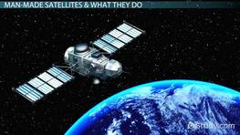 Satellite Lesson for Kids: Definition & Facts