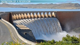 What is a Reservoir? - Definition, Formation & Characteristics