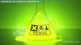 What Are Chemical Properties? - Definition & Examples