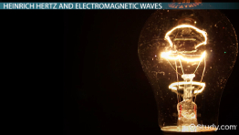 What are Electromagnetic Waves: Definition & Types