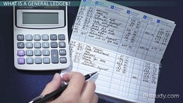 What Is a General Ledger? - Definition & Examples
