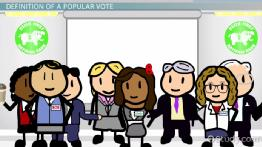 What is a Popular Vote? - Definition & Overview