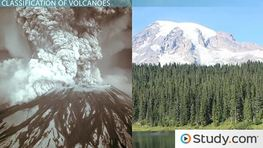 What is a Volcano? - Definition & Eruptions