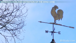 What is a Wind Vane? - Definition, Uses & Facts