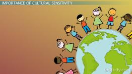What is Cultural Sensitivity? - Definition, Examples & Importance