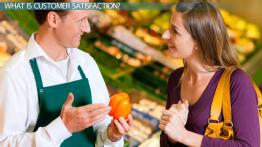 What is Customer Satisfaction? - Definition & Examples