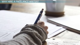 What is Freelance Writing? - Definition & Examples