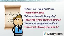 What is Government? - Definition, Role & Functions