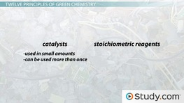 What Is Green Chemistry? Definition & Relation to Source Reduction