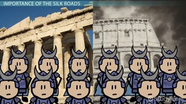 What Is the Silk Road? - Goods & Ideas Crossing China
