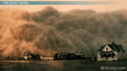 What Was the Dust Bowl? - Definition, Facts & Causes