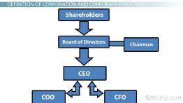 What Is Corporate Structure? - Definition, Types & Examples