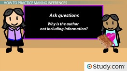 What is Inference? - How to Infer Intended Meaning