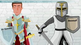 essay comparing contrasting heroic styles beowulf and sir Essays, comparing and contrasting anglo-saxon, medieval, and renaissance poem comparing and contrasting essay wiglaf beowulf is a historical hero and anglo.