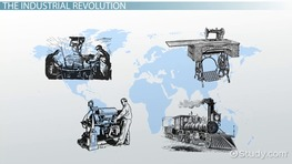 Impact of the Industrial Revolution on Women & Children