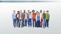 What is Workforce Diversity? - Definition & Issues