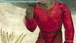 World Literature of the 17th-19th Centuries: Traits, Influences & Famous Works