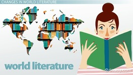 World Literature Written Pre-Modernity: Influences, Traits & Famous Works