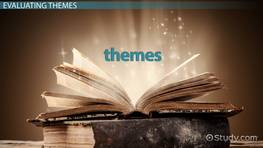 Evaluating Themes from English Literature Readings: Essay Prompts