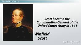 General Winfield Scott and the Civil War