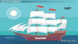 John Cabot Lesson for Kids: Facts & Biography