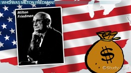 Economist Milton Friedman: Theories & Monetary Policy