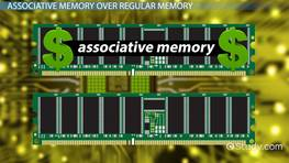 Associative Memory in Computer Architecture